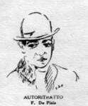Autoritratto di F. De Pisis