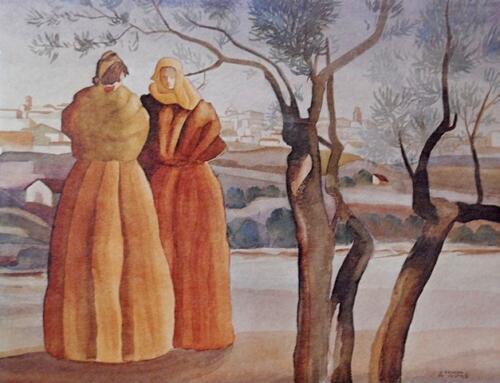Donne Abruzzesi